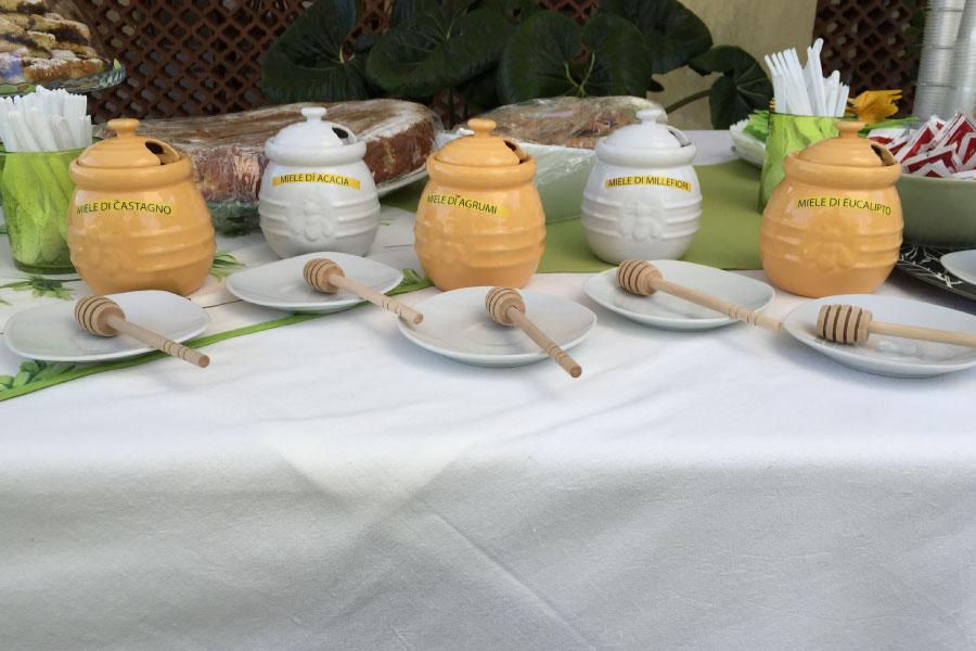 Degustazione miele di Calabria