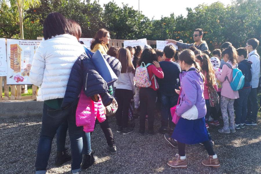 Visita didattica Calabria