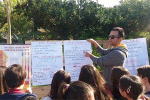 Percorsi educativi miele Calabria